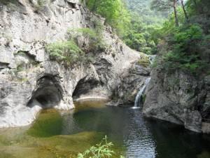 Juwangsan park