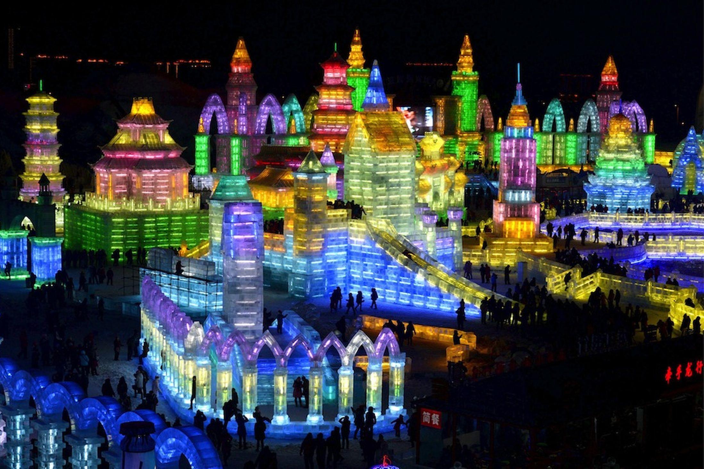 Harbin-Ice-and-Snow-Festival