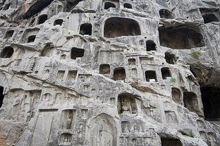 grottes longmen