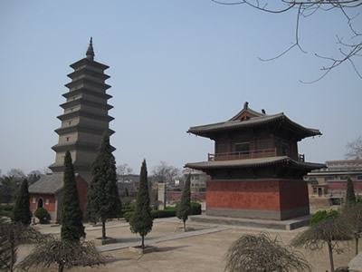 musée tombeaux luoyang