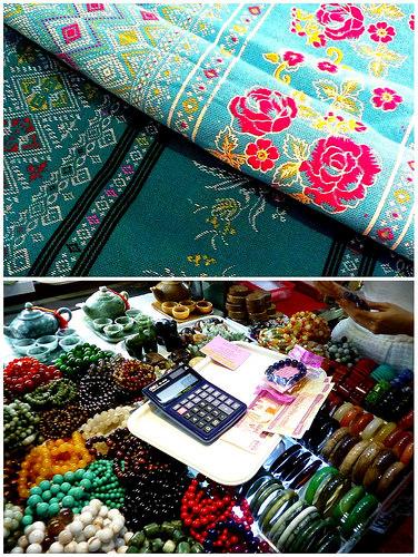 souvenirs de birmanie